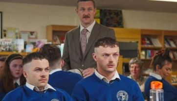 PJ Gallagher reveals when Season 2 of The Young Offenders will return to our screens