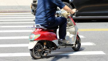 Irish company launches electric mopeds that may help traffic congestion