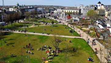 Galway named the fourth best city in the world to visit in 2020