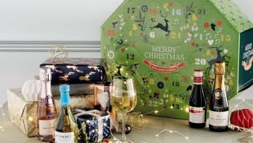 The wine advent calendar is returning to Aldi