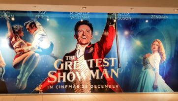 Cork cinema to air special screening of 'The Greatest Showman' for one week only