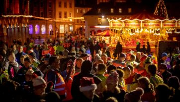 The Yulefest Kilkenny Christmas Festival returns next week