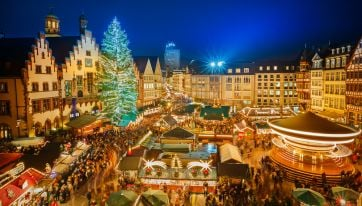 The top 50 Christmas markets in the world have been named