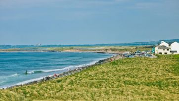 Strandhill receives prestigious health and well-being tourism award