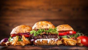 Two Irish restaurants feature on 'World's Top 50 Best Burgers' list