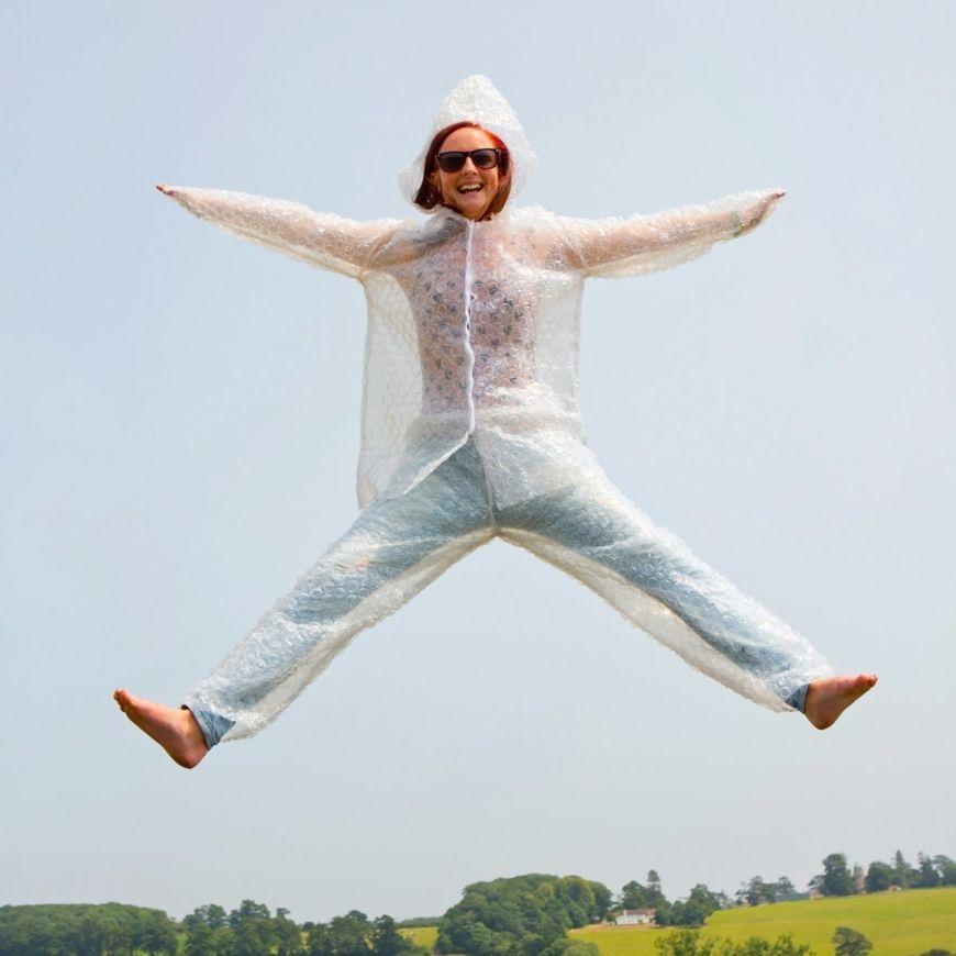 Bubble Wrap Suit Costume-2