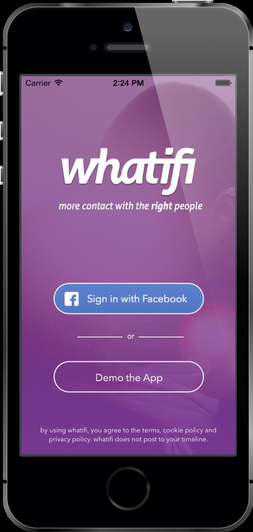 whatifi phone login
