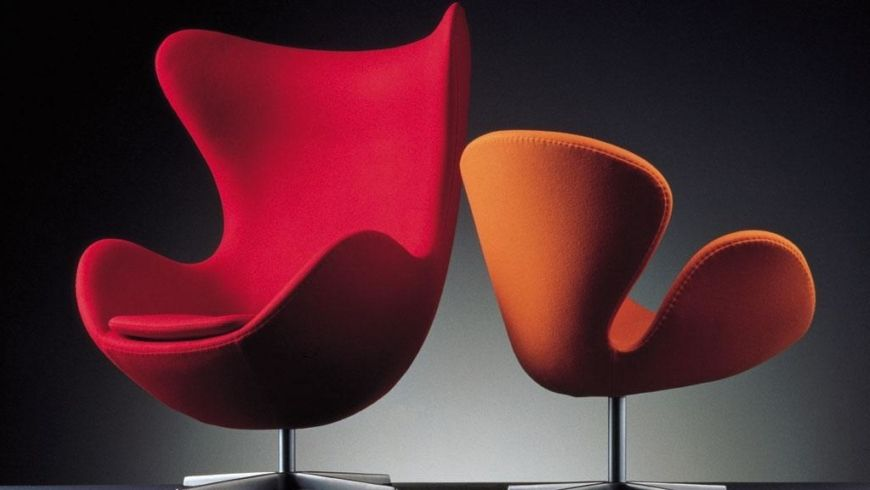 arne-jacobsen-chairs photo fritz hansen