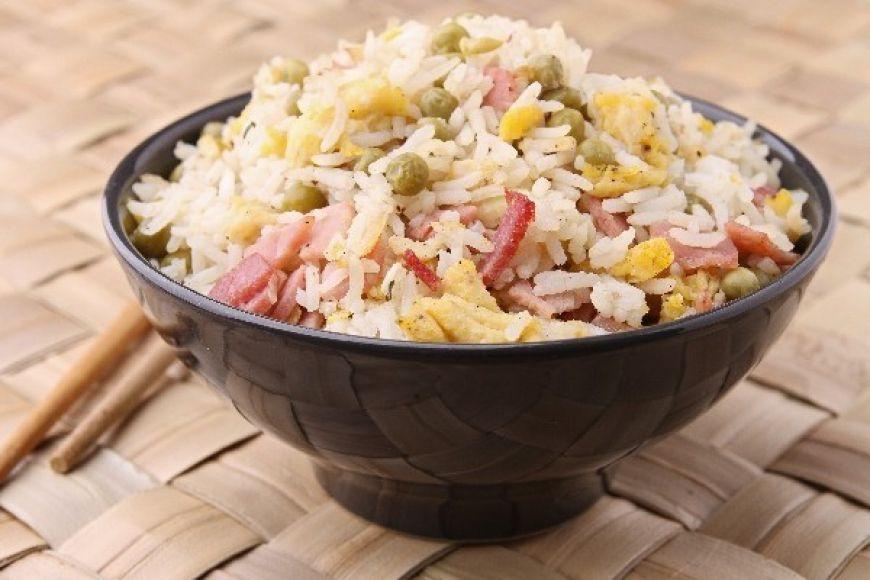 Microwave Fried Rice 6278
