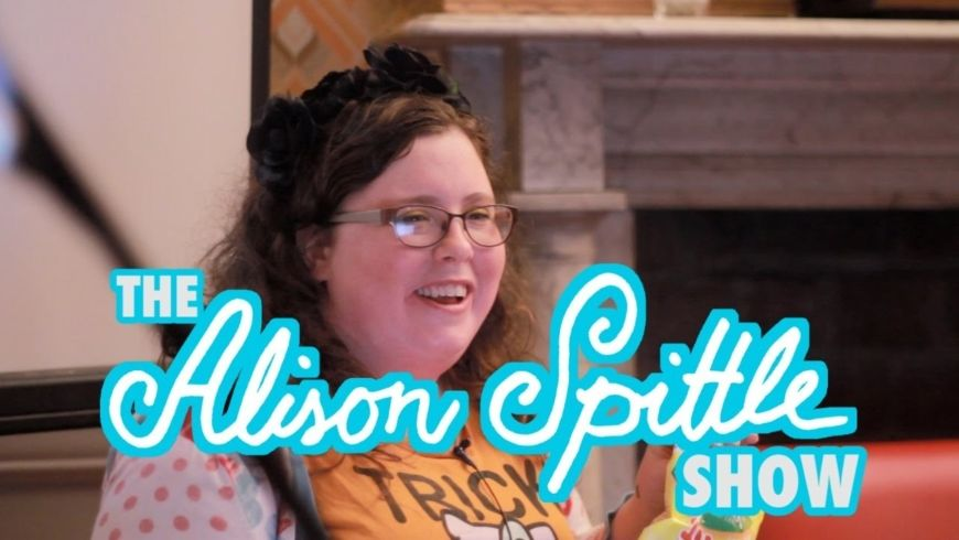 Alison Spittle Comedian
