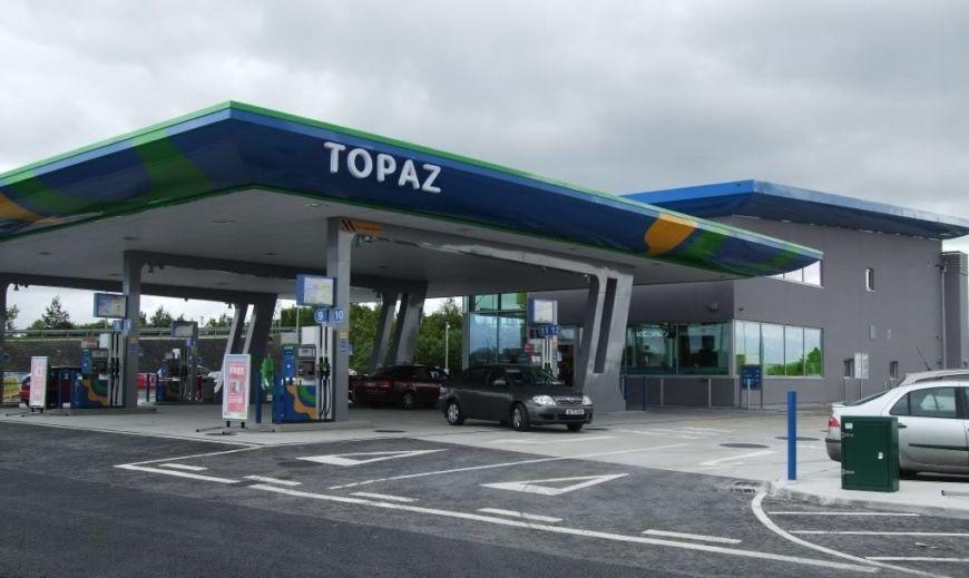 Topaz M8 Service Station