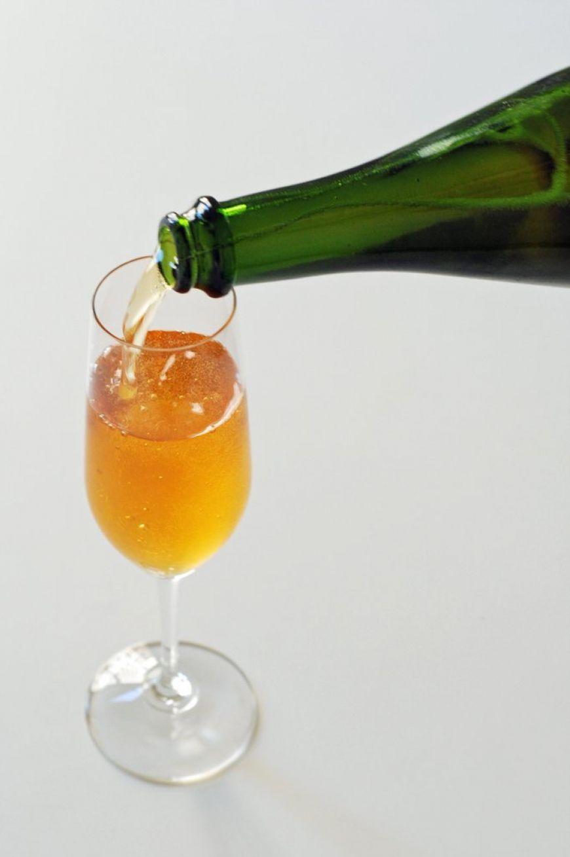 Cognac Sparkler