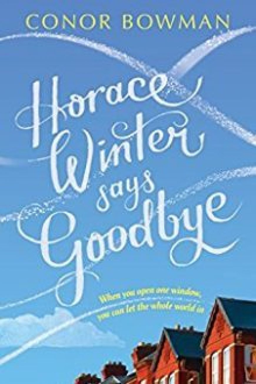 Horace Winter Says Goodbye 220X330