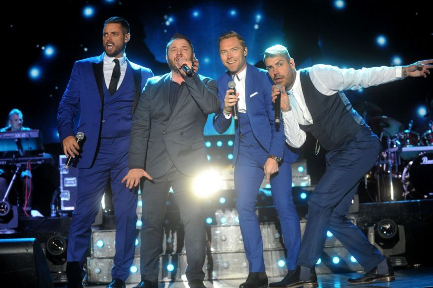 Boyzone 2015