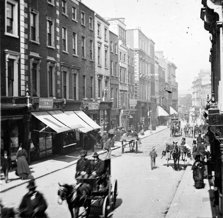 Street Life Of Ireland From The 19Th Century 10 1