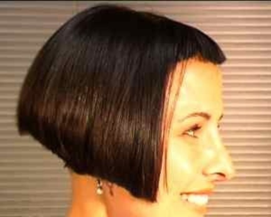 Christa S Extreme Bob Clipper Cut 2 P