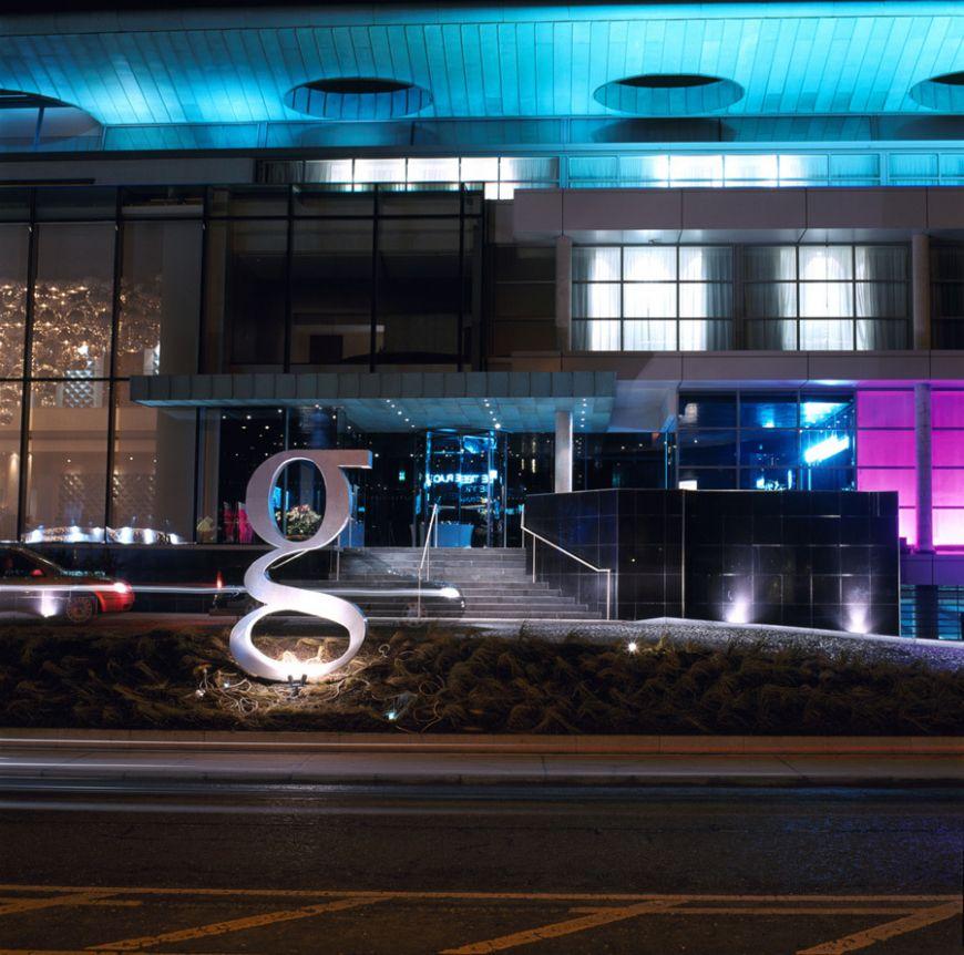 G Hotel Exterior 1