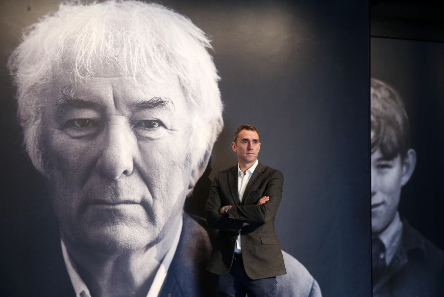 Seamus Heaney Home Place 2018