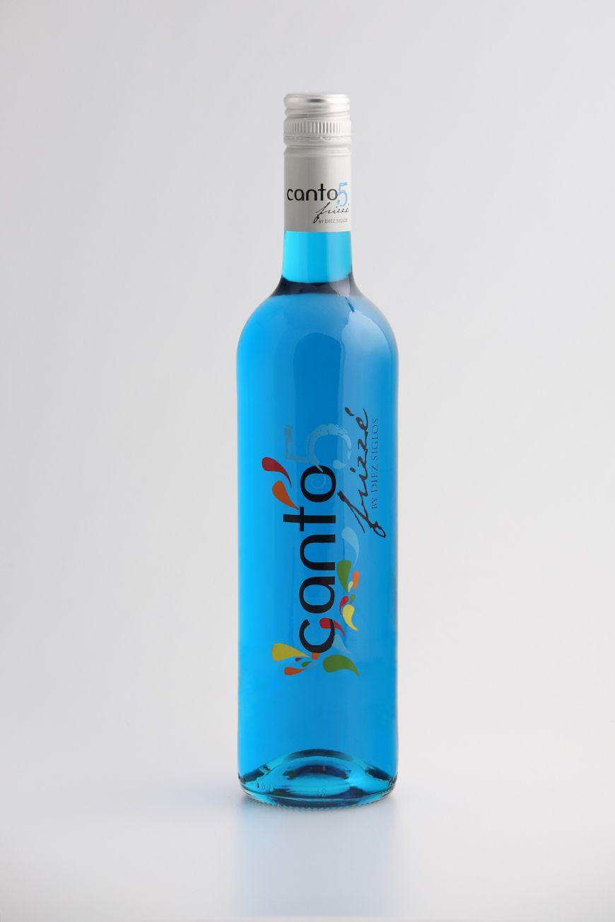Canto 5 Azul