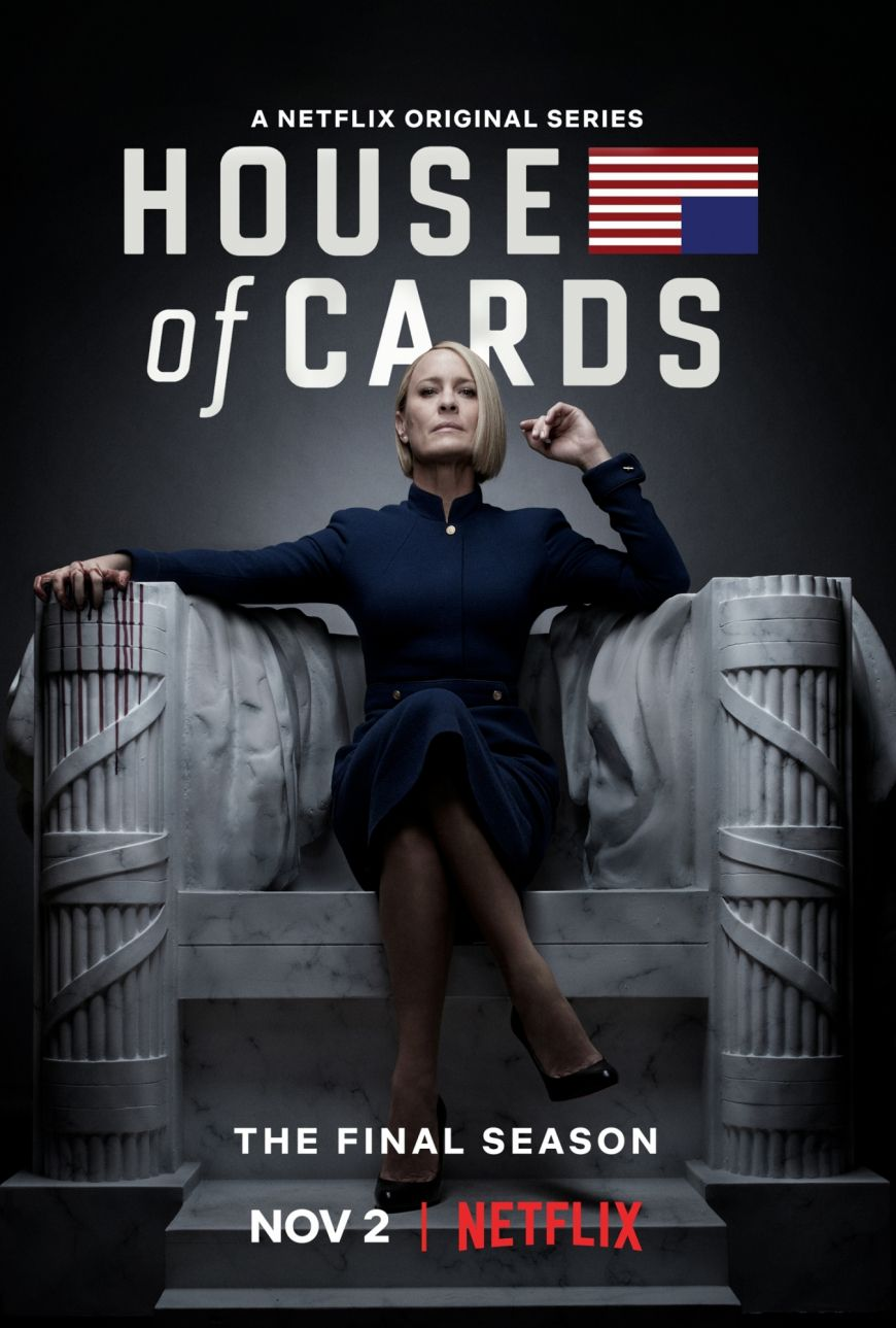House Of Cards S6 Vertical