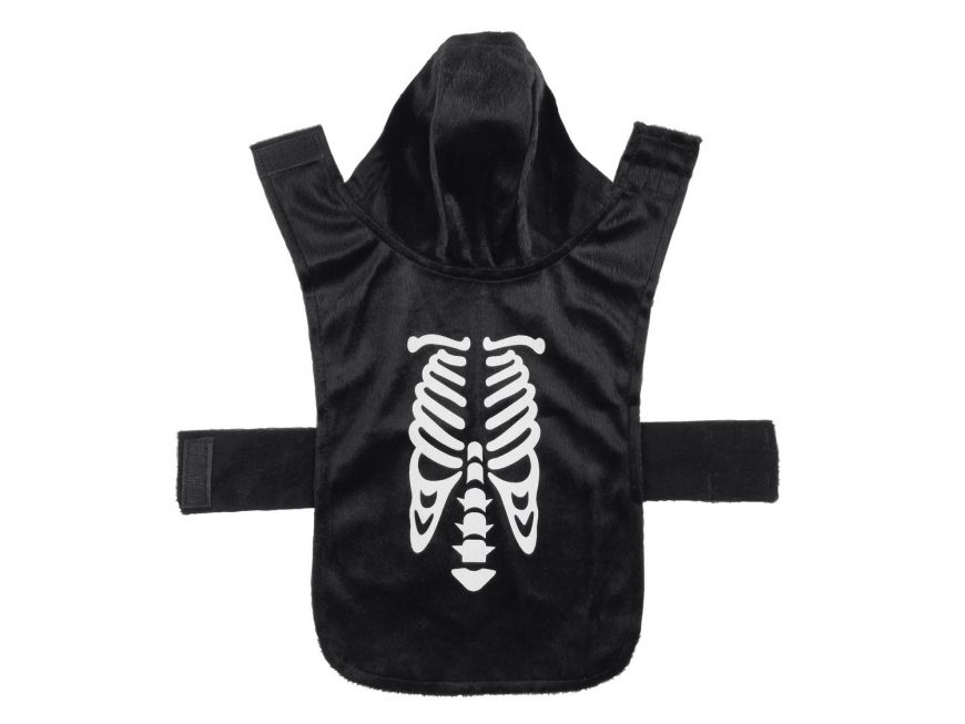 Ghost Skeleton Costume