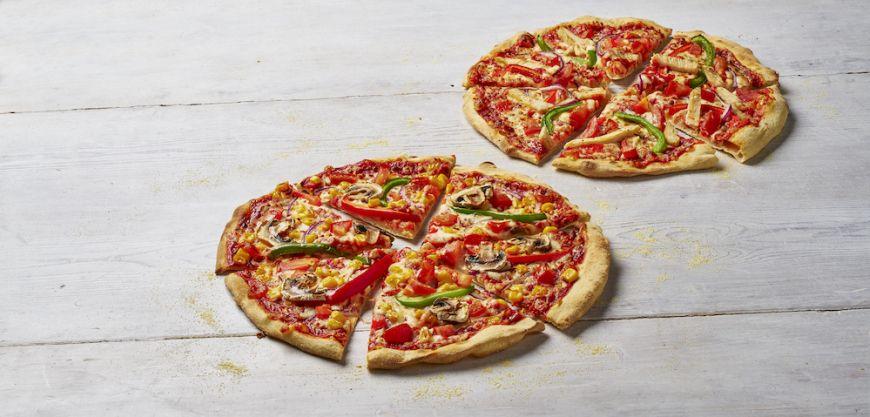 Dominos Delight Pizzas