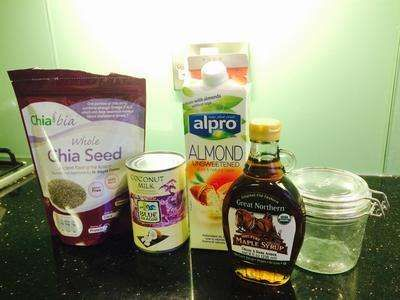 Ingredients Chia