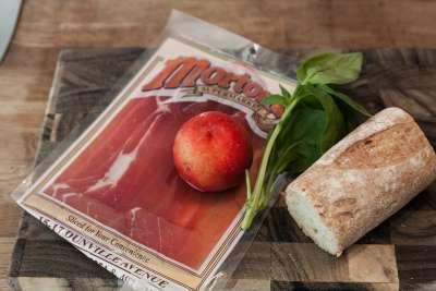 Parma Melon Bruschetta1