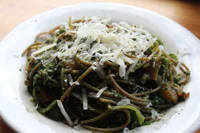 Pesto Pasta 4