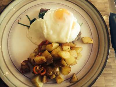 Gary Steak Eggs 9