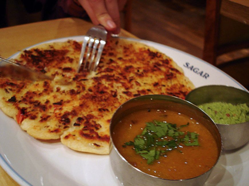 Coconut-Uthappam-at-Sagar