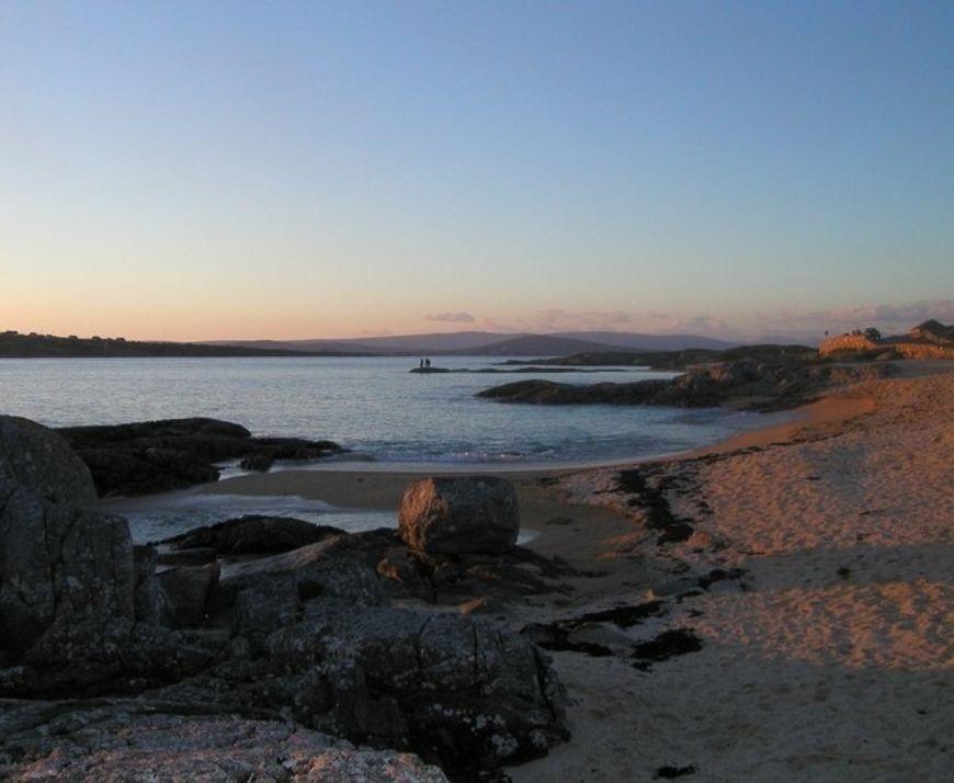 Cheathru Rua Galway Beach