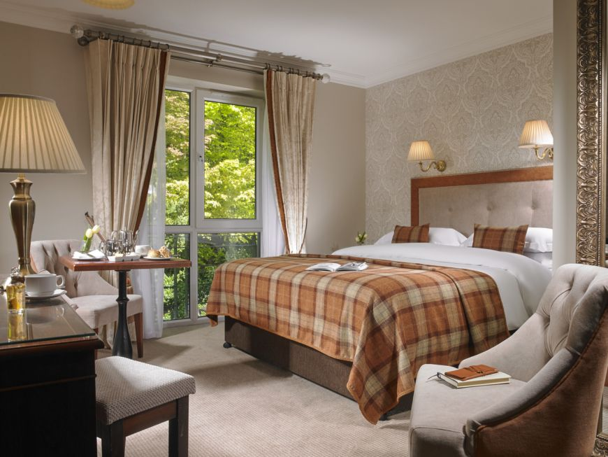 Classic Double Room At Faithlegg House Hotel Golf Resort