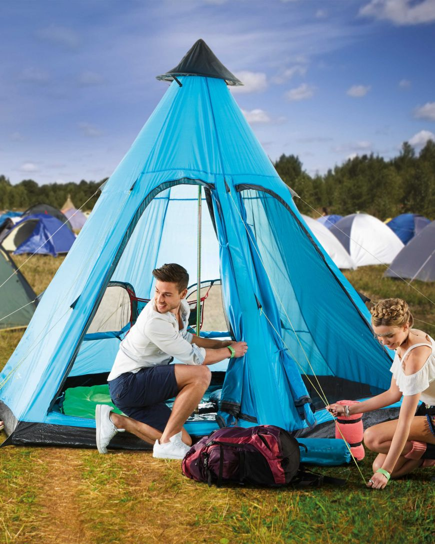 Adventuridge Tipi Tent B