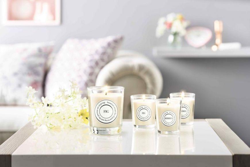 Aldi Candles