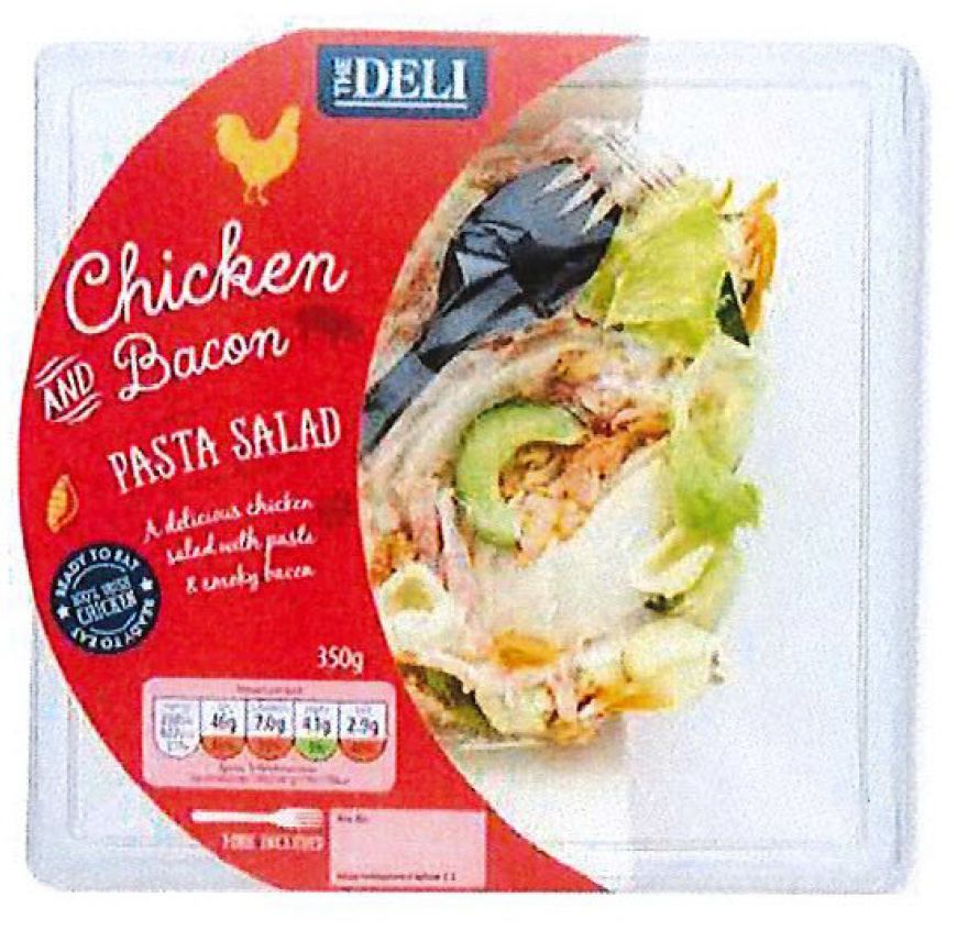 Aldi Salad Recall April