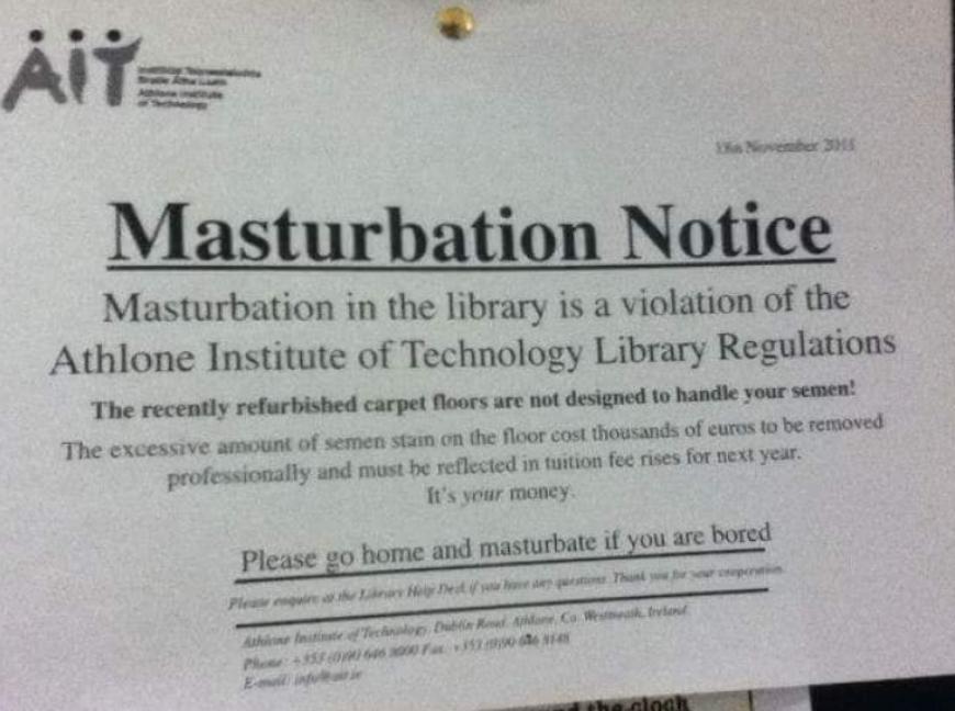 Athlone Notice 1