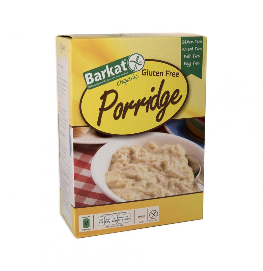Barkat Porridge