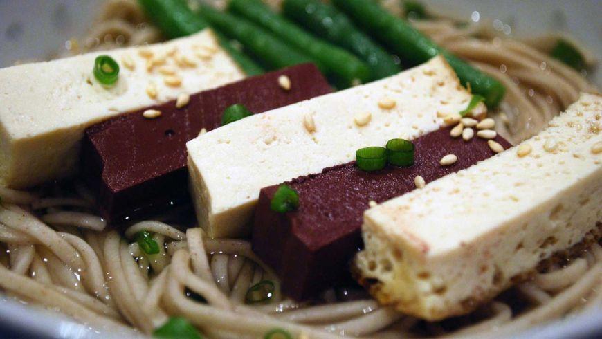 Blood-tofu