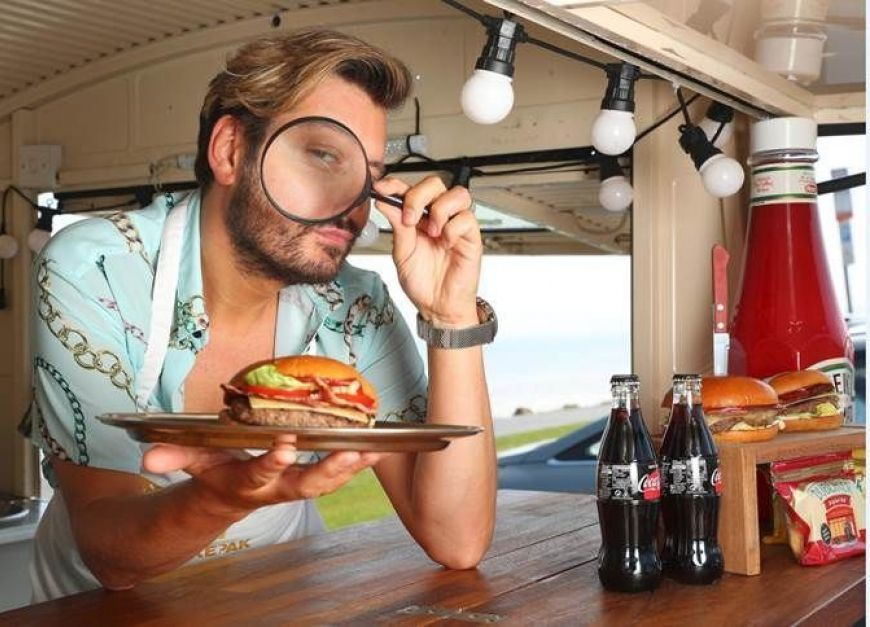 Burger Day 1