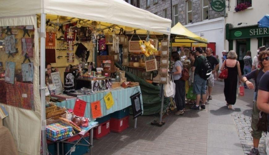 Galway Saturday Market