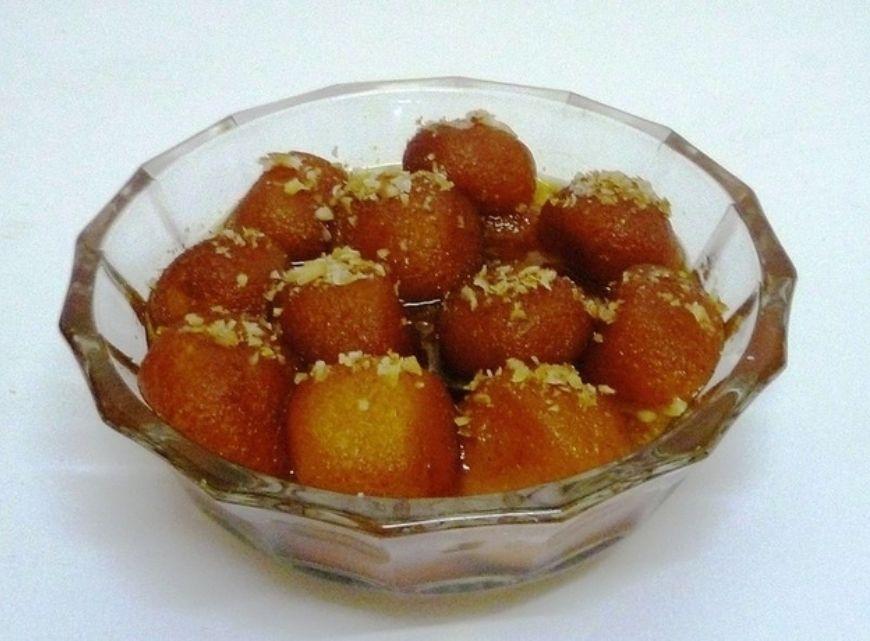 Gulab-jamun-India
