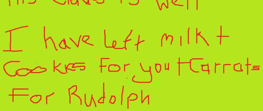 Dear Santy 4