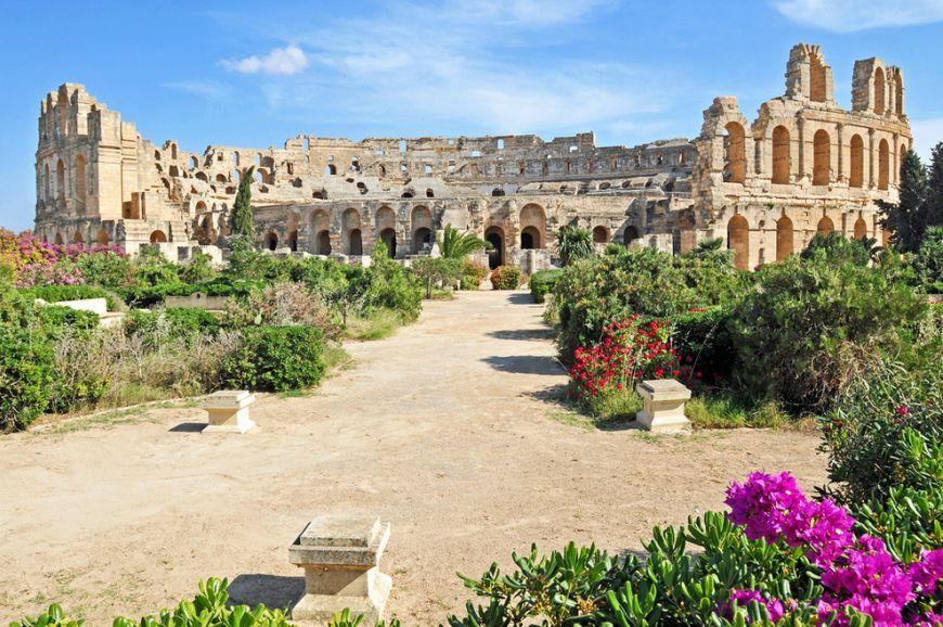 El-Djem-Tunisia
