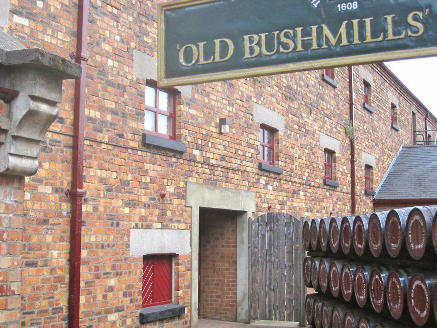 Exit Old Bushmills