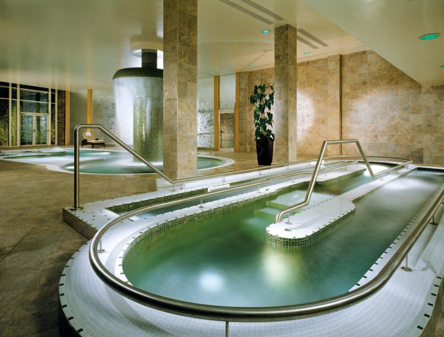 Fota Island Resort Hydrotherapy Including Walking River