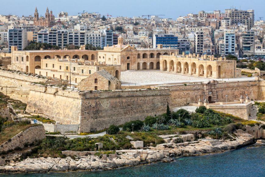 Fort Manoel Malta