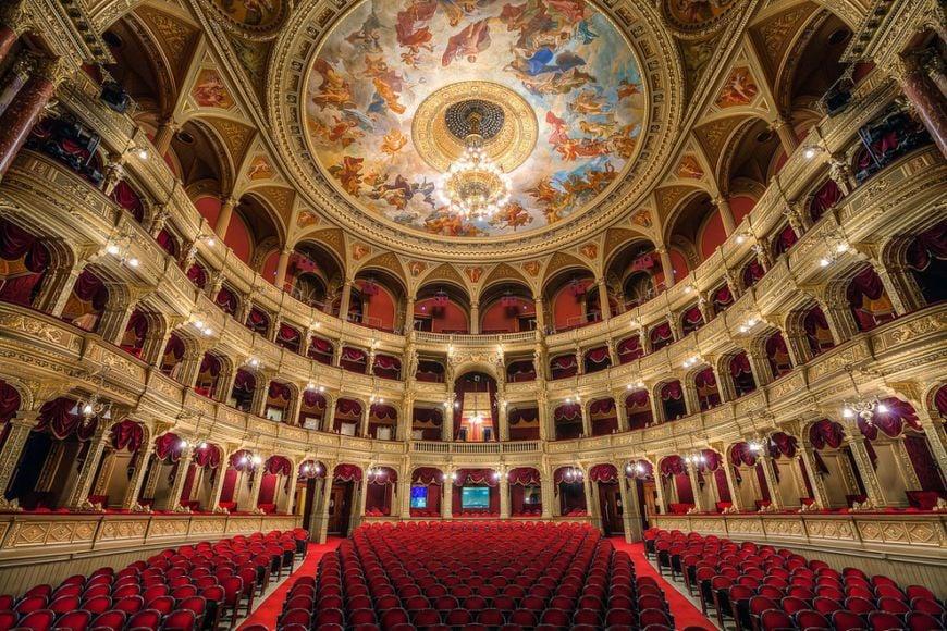 Hungarian-State-Opera-House