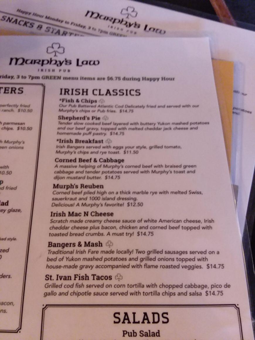 Irish Classics 1