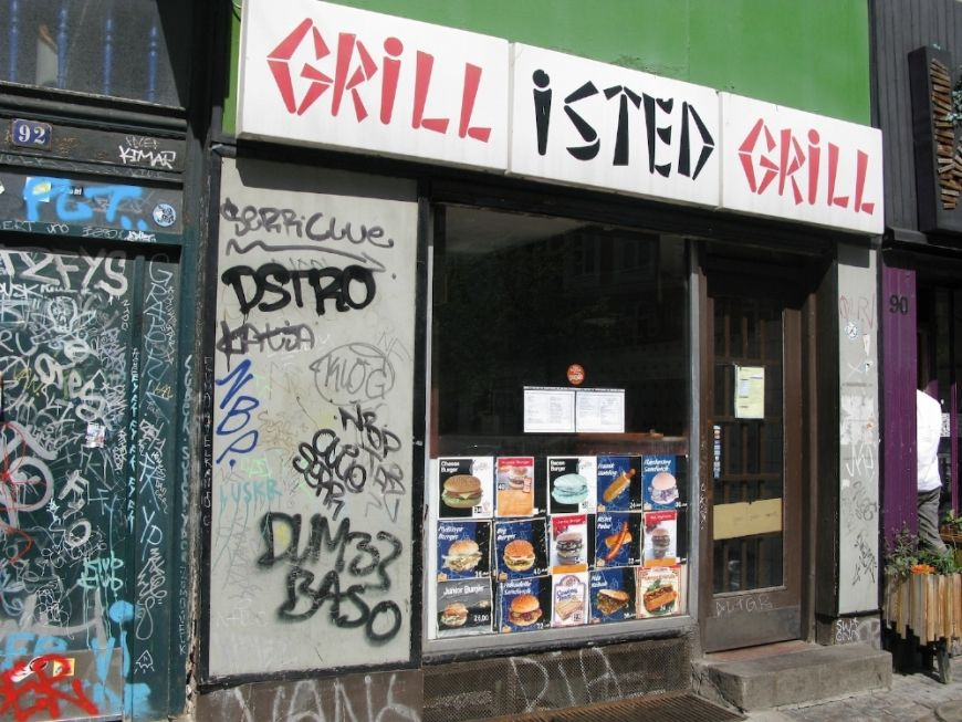 Isted-Grill